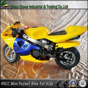 China Cheap Brithday Gift Mini 49CC Pocket Bike Kids Motorbike for Sale on sale