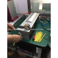 China Low Noise 20 Khz Ultrasonic Wire Splicing Machine For Auto Industry Application wholesale