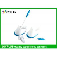 China Professional Toilet Cleaning Items TPR Material Toilet Bowl Brush And Holder wholesale