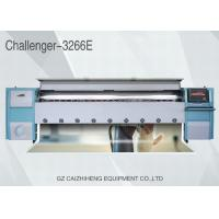 China Indoor Solvent Wide Format Printing Machines High Precision Challenger 3266E wholesale