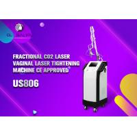 China Radiofrequency RF CO2 Fractional Laser Beauty Equipment System ODM wholesale
