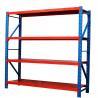 China Bearing 500kg Metal Pallet Racking / Industrial Metal Shelving For Supermarket wholesale