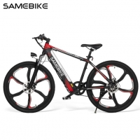 China 32KM/H 85km Fat Tyre Mountain Electric Bike With PAS wholesale