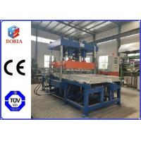 Buy cheap Electric Heating Rubber Vulcanizing Press Machine / Rubber Vulcanizing Equipment from wholesalers