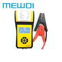 China MEWOI300 Car Battery Tester/accumulator; storage battery; storage cell; storage element; accumulator cell Tester wholesale