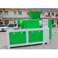 China 1 - 5 % Moisture Plastic Film Squeezing Dryer In Plastic Washing Recycling Machine Line wholesale