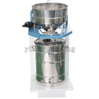 China High Precision Powder Sieving Machine 250 Kg / H 45 L Powder Hopper Volume wholesale