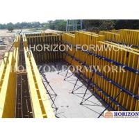 China Universal Assembled H20 Beam Wall Formwork Systems For Shear Wall And Column wholesale
