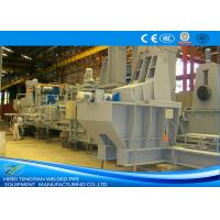 China Construction Use Spiral Weld Pipe Machine API 5L Standard For Low Carbon Steel wholesale