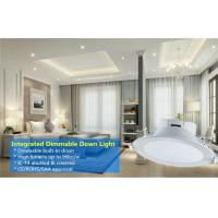 China 6000K 6 Inch Waterproof LED Downlights Dimmable With CE , ROHS , SAA , LED Bathroom Lights wholesale
