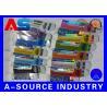 China Customized Holographic 10ml Vial Boxes / Storage Boxes Regular CMYK Printing wholesale