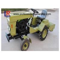 China 12HP 15HP 18HP 20HP Mini Walking Tractor Tillers And Cultivators Four Wheels 2400 RPM wholesale