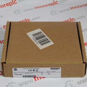 China ALLEN BRADLEY 1756-ENBT ControlLogix Enet/IP Comms Module wholesale