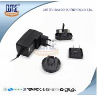 China Universal Power Adaptor 12v 5mA Max 47Hz - 63Hz Input frequency with Four Types Plug wholesale
