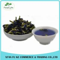 China Hot Selling Flavored Dry Flower Tea Butterfly Pea Flower Tea wholesale