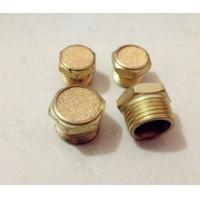 China copper sintered sintered copper powder sound muffler wholesale