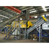 China High Automatic Plastic Washing Recycling Machine , 1500 Kg / H Plastic Bag Recycling Machine Line wholesale