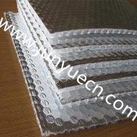 China Double bubble foil insulation/thermal insulation container liner 4mm wholesale