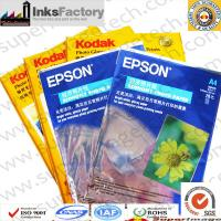 China A4/5/6/7 for Epson Photo Paper on sale