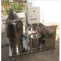 China 1500W Ultrasonic Industrial Homogenizer For Chinese Herb Extraction System wholesale