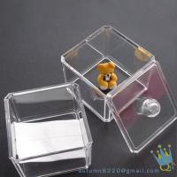 China acrylic cosmetic counter organizer wholesale
