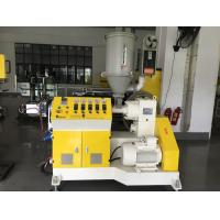 China Professional Plastic Profile Extrusion Machine For LED House Light Single Screw on sale