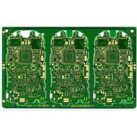 China FR4 double-sided PCB with immersion gold wholesale