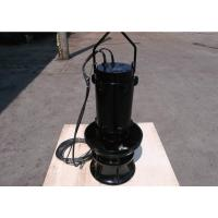 Buy cheap Large Volume Submersible Sewage Pump Installation Easy For Waste Water Treatment System product