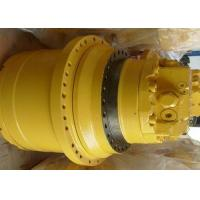 China Final Drive Components Travel Motor TM18VC-02 131kgs Yellow For Hyundai R130-7 R135-7 wholesale