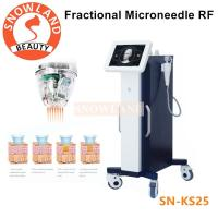 China Best selling !!! Fractional RF microneedle / micro needle stretch marks removal machine wholesale