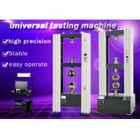 China Versatile Cyclical Tensile Strength Tester ,  Material Testing System wholesale