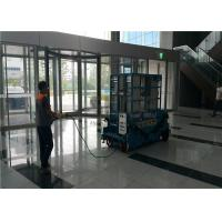 China 16m Platform Height One Man Lift Mast Type 160 kg Load For Maintenance Service wholesale