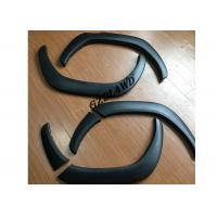 China Original Style Black Fender Flares For Hilux Revo Rocco SR5 2018 Wheel Fender Trims wholesale