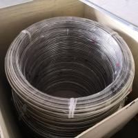 China ASTM A269 Stainless Steel Coil Tubing , Bright Annealed Stainless Steel Tubing wholesale