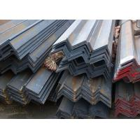 China Mild Hot Rolled Angle Steel Equal Leg SS400 Black Carbon Steel Material wholesale