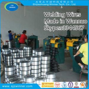 China AWS ER4043 AlSi Aluminum Alloy TIG Welding Wire solder wires ER4043 wholesale