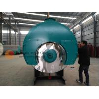 China Textile Industry Gas Fired Steam Boiler / 5~50 Ton Most Efficient Gas Boiler wholesale