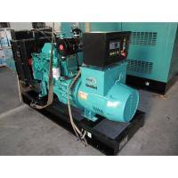 China Generator Cummins Diesel By Cummins Engine 63KVA 1500RPM Diesel Genset wholesale