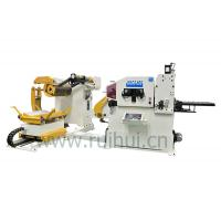 Buy cheap 7000 Kg Decoiler And Straightener , NC Servo Roll Feeder For Metal Sheet Strip Coil from wholesalers
