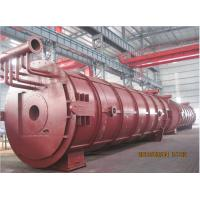 China High Pressure Gas Fired Thermal Oil Boiler High Efficiency For Wood / Electric wholesale