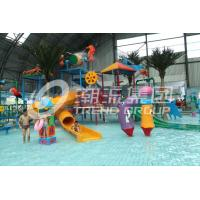 China Customized Indoor / Outdoor Kids' Water Playground Water House For Family Interaction on sale
