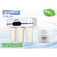 Buy cheap Fashion 5 Stage Reverse Osmosis Water Purifier For Household Pre-Filtration from wholesalers