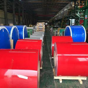 China Color Coated Aluminum Coil wholesale