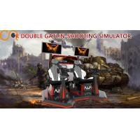 Quality Professional Virtual Reality Shooting Simulator With Motion Capture System for sale