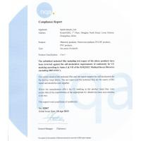 Spark Industry Ltd Certifications