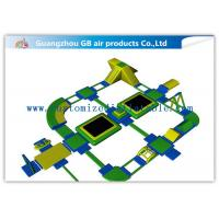 China Business Huge Combo Inflatable Water Park Theme Park Equipment wholesale