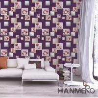 Buy cheap European Modern 3D Home Wallpaper For Bedroom Walls SGS CE Certificate from wholesalers