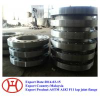China ASTM A182 F11 F22 F91 F9 F5 WN SO SW blind plate lap joint flange forging disc ring bleed ring on sale