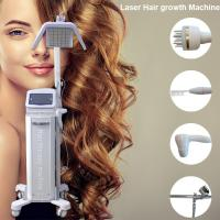 China Low Level 650nm / 670nm Laser Hair Growth Machine Hair Loss Treatment BS-LL7H wholesale