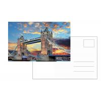 China London Tower Images 6x9 Inch 3D Lenticular Postcard For Souvenirs & Gifts wholesale